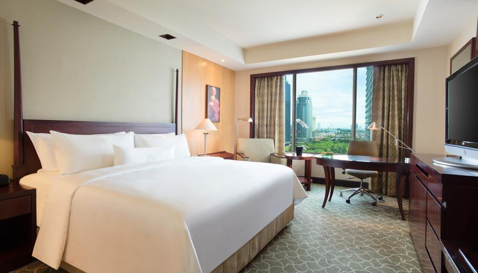 Ayana Midplaza Jakarta - Premier Room - Room Only Regular Plan