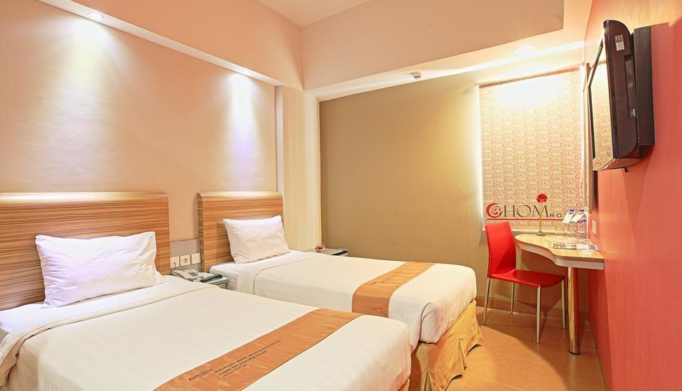 Hom Hotel Tambun - Superior room Twin