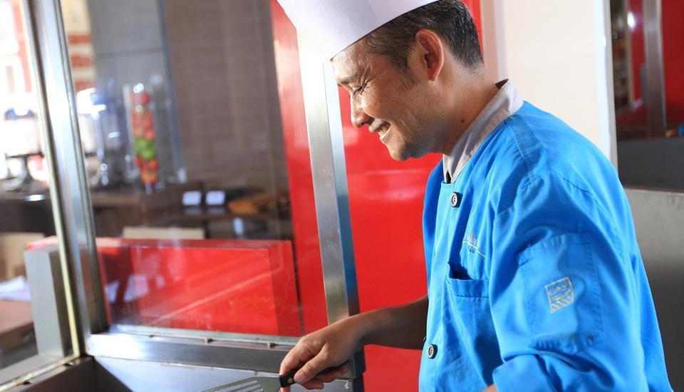 Hom Hotel Tambun - Live Cooking