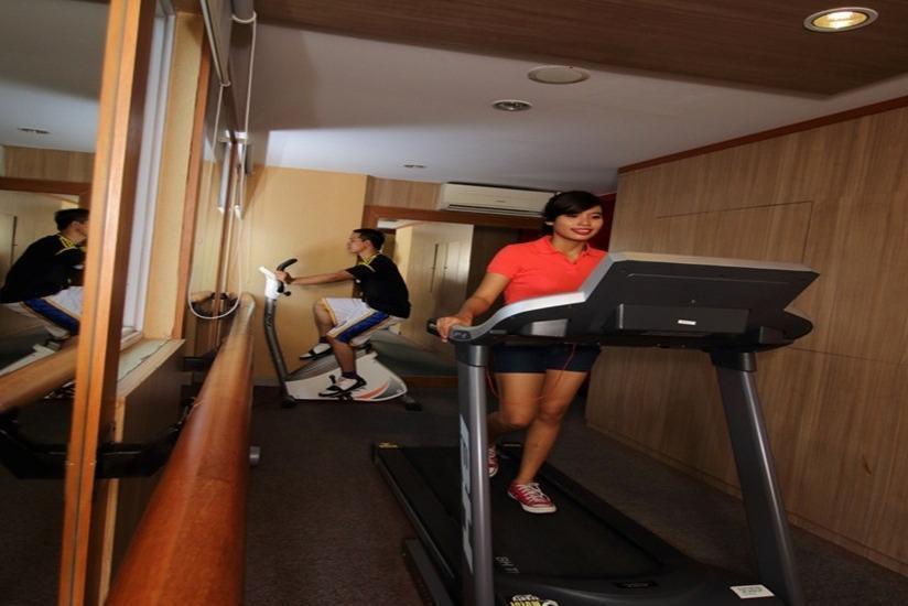 Hom Hotel Tambun - Pusat Kebugaran