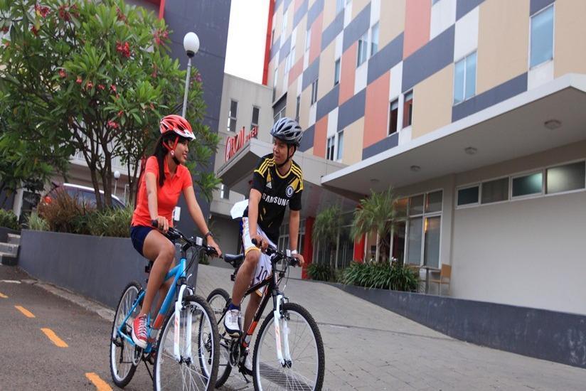 Hom Hotel Tambun - Jalur sepeda