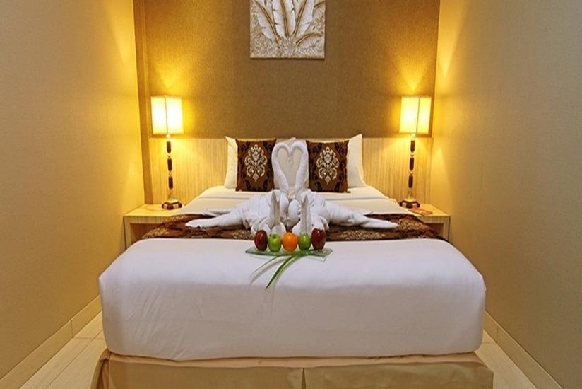 HW Hotel Padang - Kamar tamu