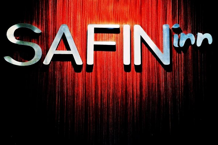 Safin Residence Jakarta - Logo