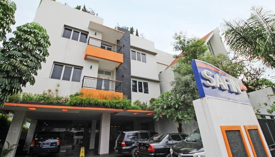 Safin Residence Cipete - Exterior