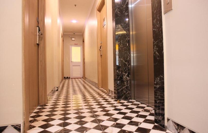 Bold Hotel Jakarta Jakarta - Corridor