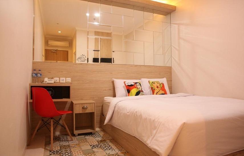 Bold Hotel Jakarta Jakarta - Deluxe Standard No Window hot deal