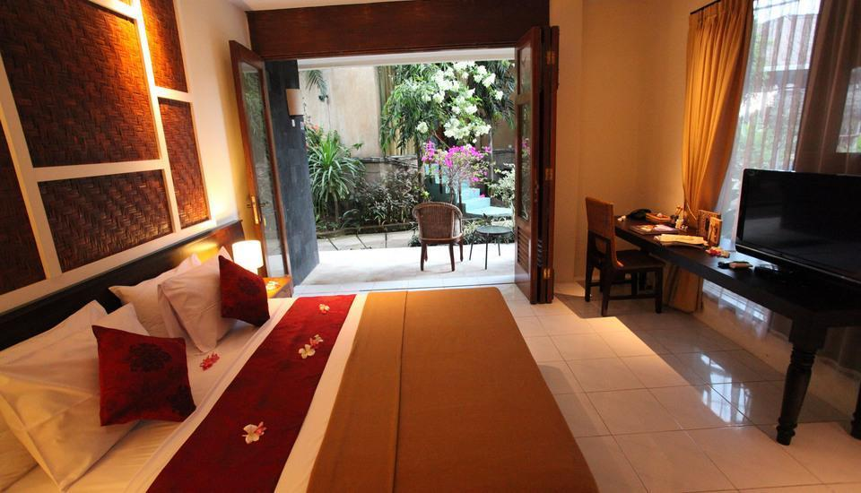 Sanur Seaview Hotel Bali - Deluxe Room Only Last Minute - 46%
