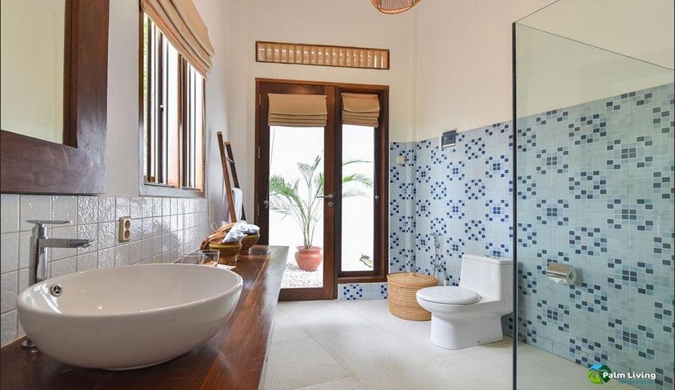 Villa Kapal Lovina Bali - Bathroom