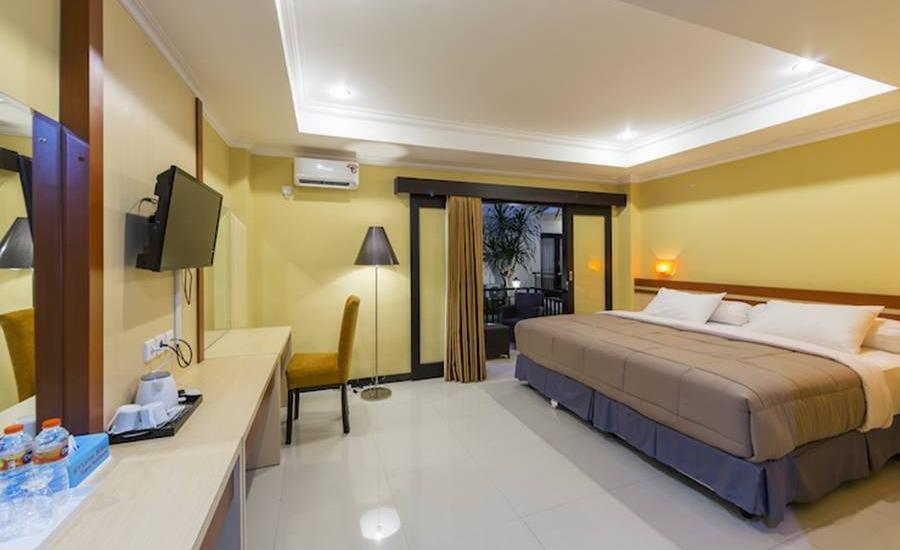 Tinggal Standard at Denpasar Pemogan - Superior Room Romantic Stay - 50%