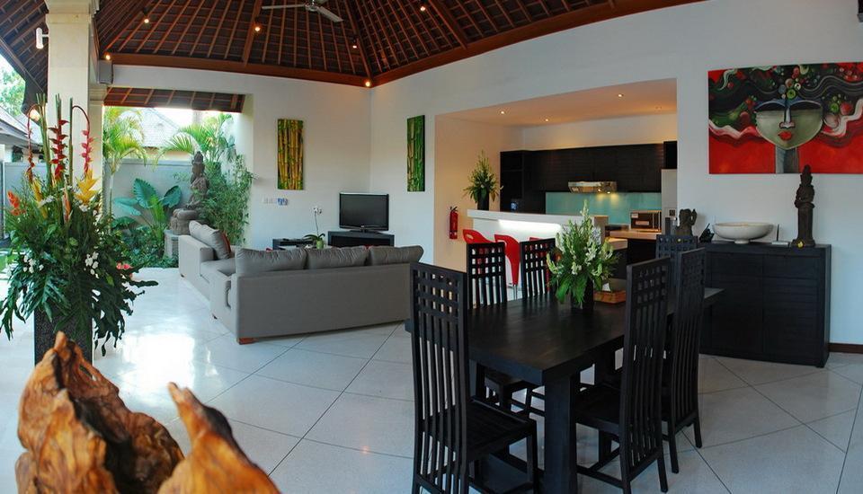 Villa Zanissa Bali - Lobi