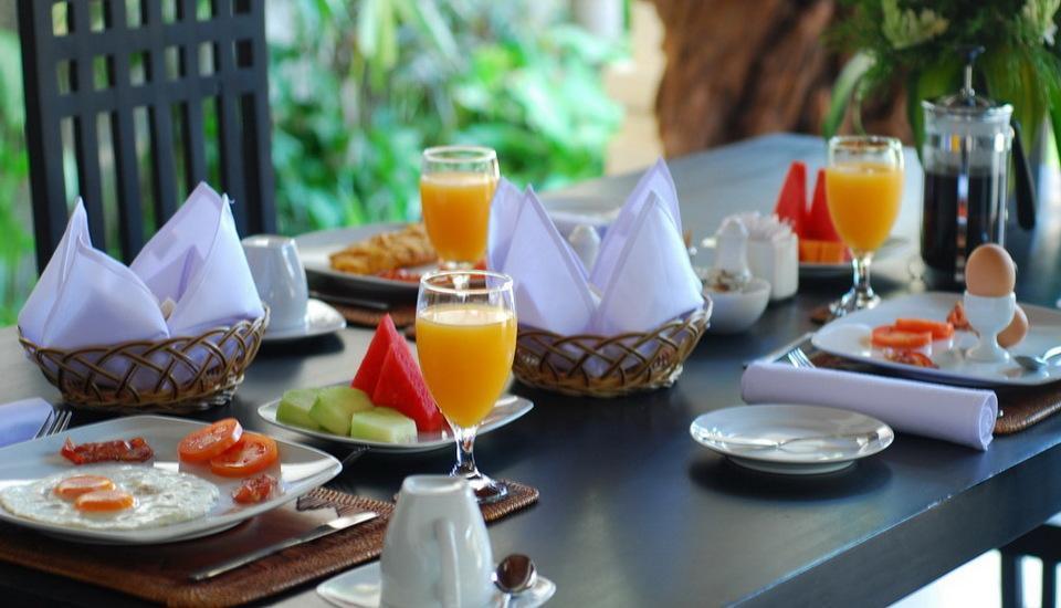 Villa Zanissa Bali - Makan Malam