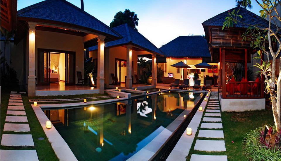 Villa Zanissa Bali - Kolam Renang