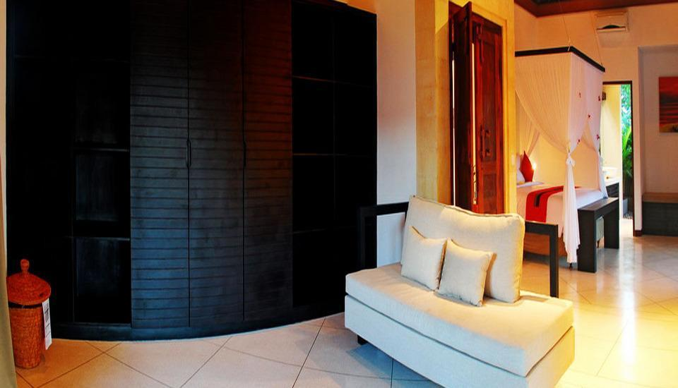 Villa Zanissa Bali - Kamar Tidur Utama