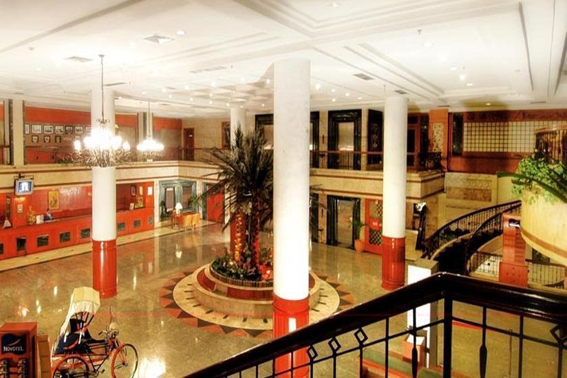 Hotel Soechi Medan - Lobi
