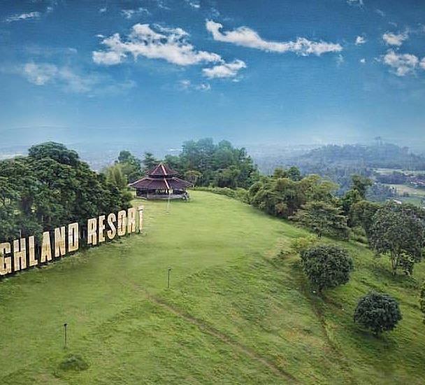 Villa Sasky Ciater Highland Resort Subang - Area
