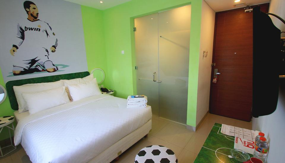 Uniq Hotel Jogja - Standard Double Room Only Save 10%