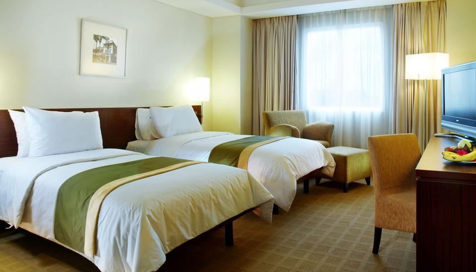 Java Paragon Surabaya - Kamar Deluxe Deal Of The Day 10%