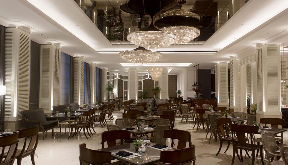 Java Paragon Surabaya - PEGIPEGI DINNER PACKAGES Regular Plan