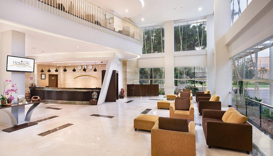Hotel Horison Malang - Lobi Hotel