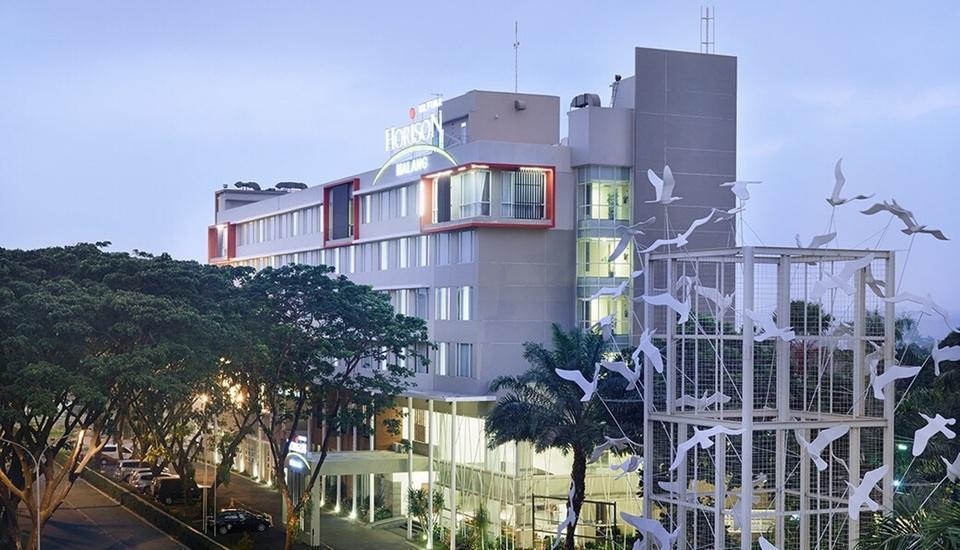 Hotel Horison Malang - Tampilan Luar Hotel