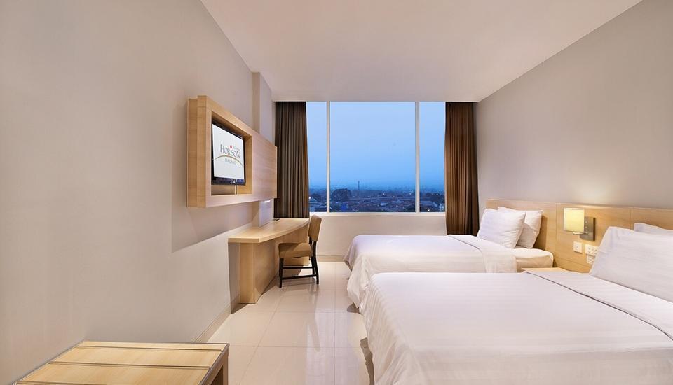 Hotel Horison Malang - Kamar Deluxe