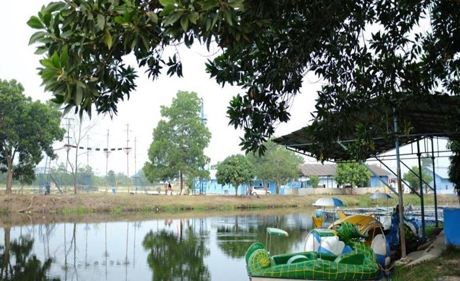 Kampung Wisata Tiga Dara Hotel & Resort Pekanbaru - Sekeliling