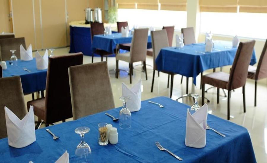 Kampung Wisata Tiga Dara Hotel & Resort Pekanbaru - Restoran