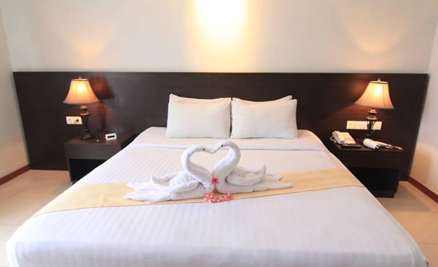 Hotel Bonero Residence Bojonegoro - Kamar tamu