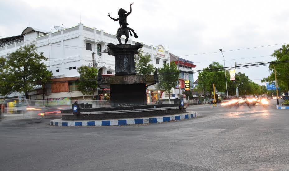 Gajah Mada Hotel Ponorogo - view