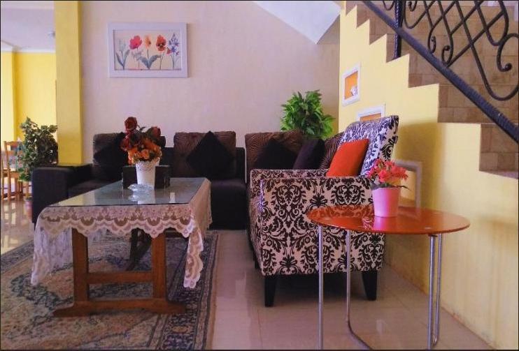 The Swarna Lebak - interior