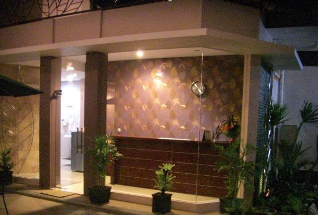 Dpavilion Guesthouse Malang - Lobby
