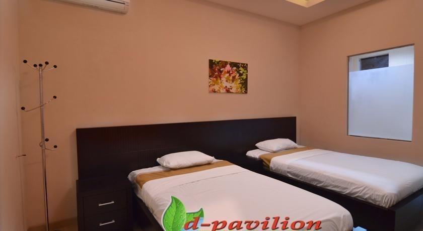 Dpavilion Guesthouse Malang - Twin Bed