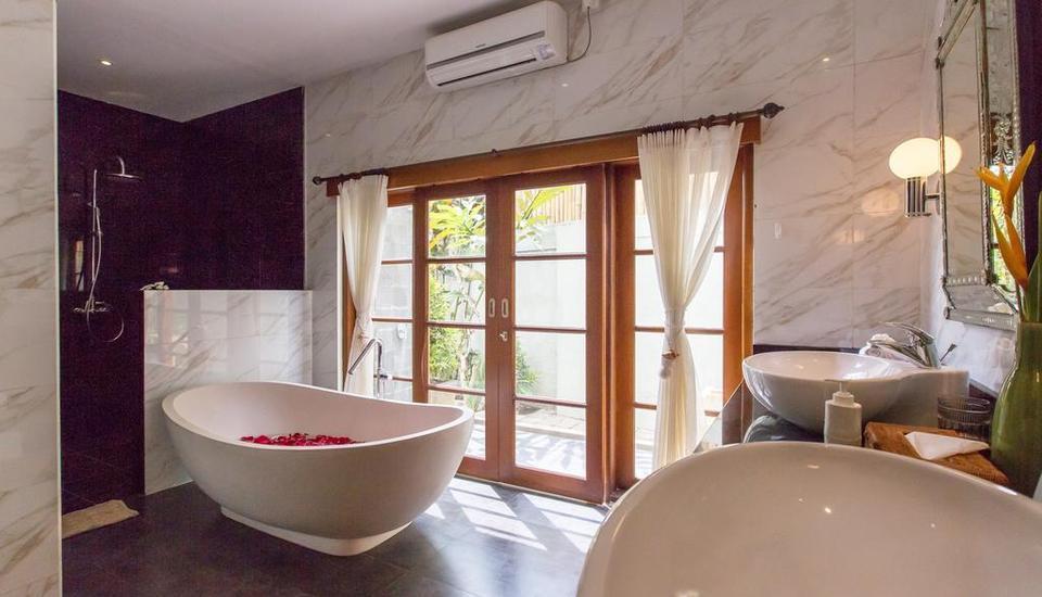 Villa Balidamai by Nagisa Bali Bali - Kamar mandi