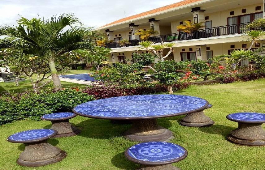 Damar Emas Guest House Bali - Taman