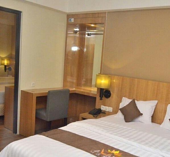 Hotel Ahava Magelang - Deluxe Room