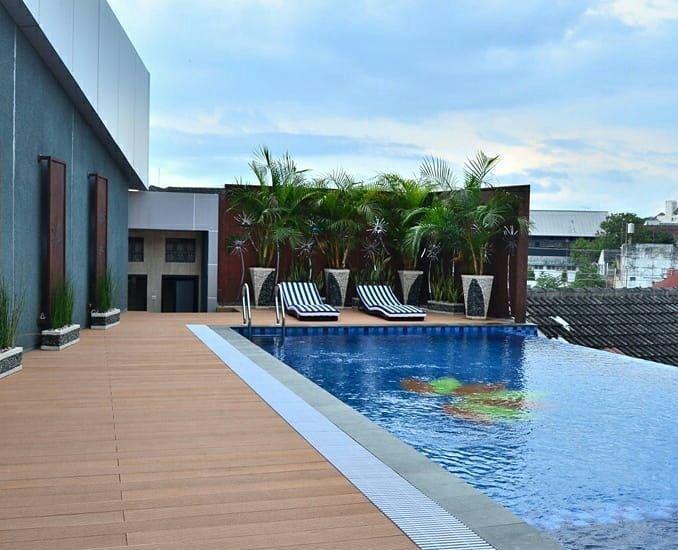 Hotel Ahava Magelang - Kolam Renang