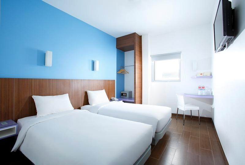 Amaris Nagoya Hill Batam - Smart Room Twin Special Promo Last Minute Deal