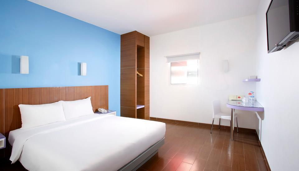 Amaris Nagoya Hill Batam - Smart Room Queen Special Promo Regular Plan
