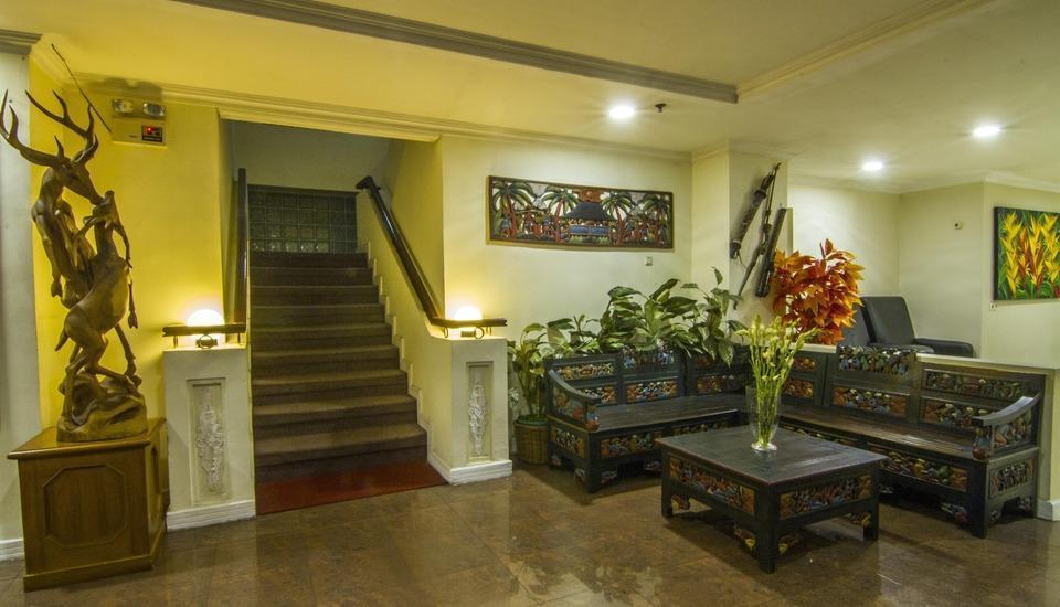 Takes Mansion Hotel Jakarta - LOBI
