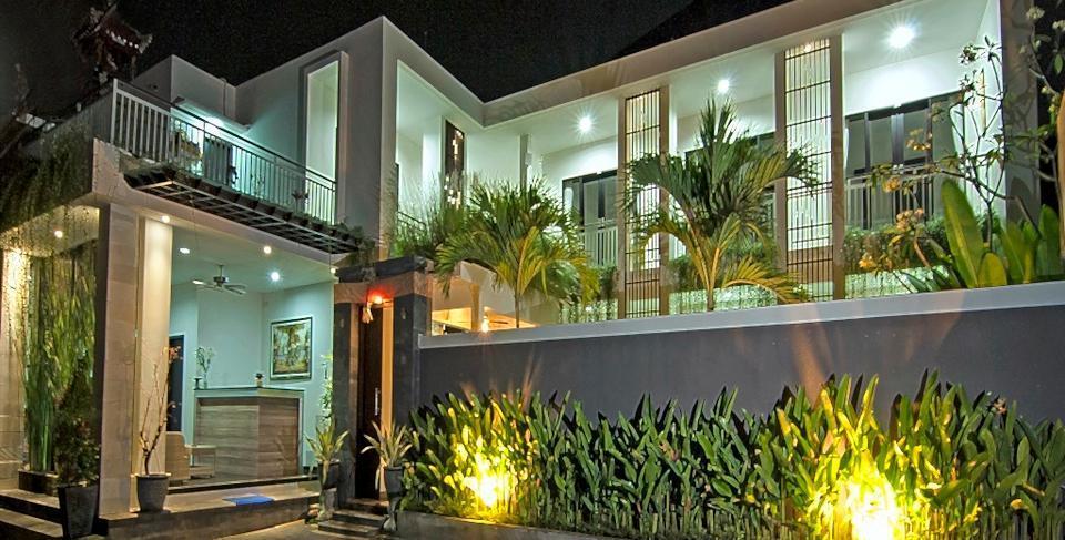 Bahana Guest House Bali - Eksterior