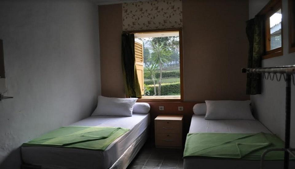 Hotel Dirga Bogor - Bungalow 3 Kamar Regular Plan