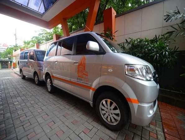 High Point Surabaya - Transportasi