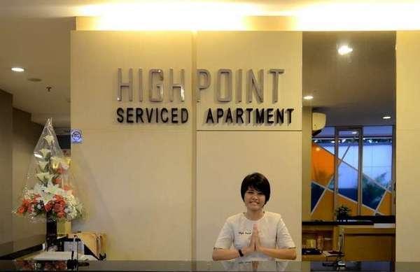 High Point Surabaya - Resepsionis