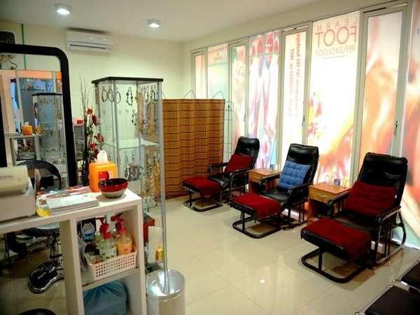 High Point Surabaya - Salon