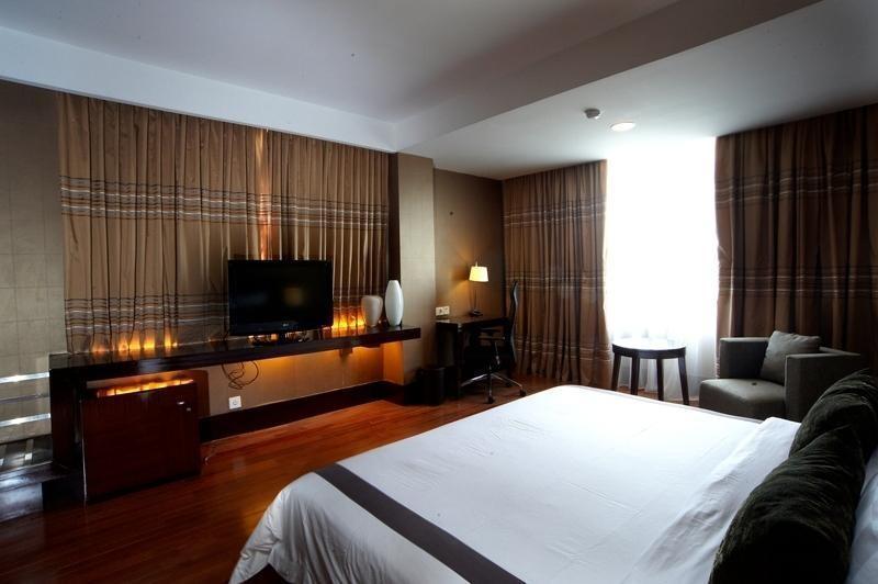 The Arista Hotel Palembang - Kamar tamu
