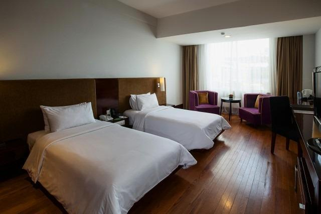 The Arista Hotel Palembang - Superior