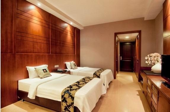 Grand Sakura Hotel Medan - Triple Regular Plan