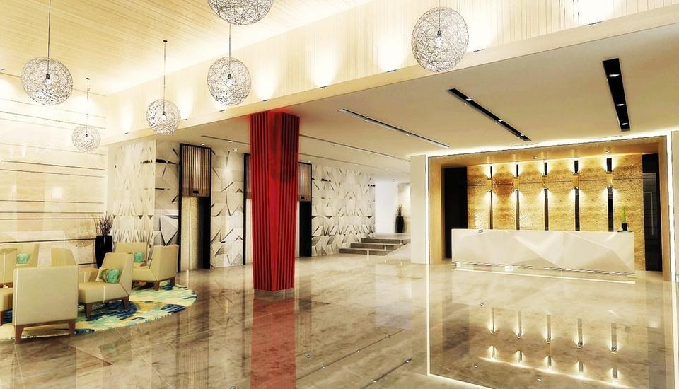 Hotel Santika Mega City Bekasi - Lobby