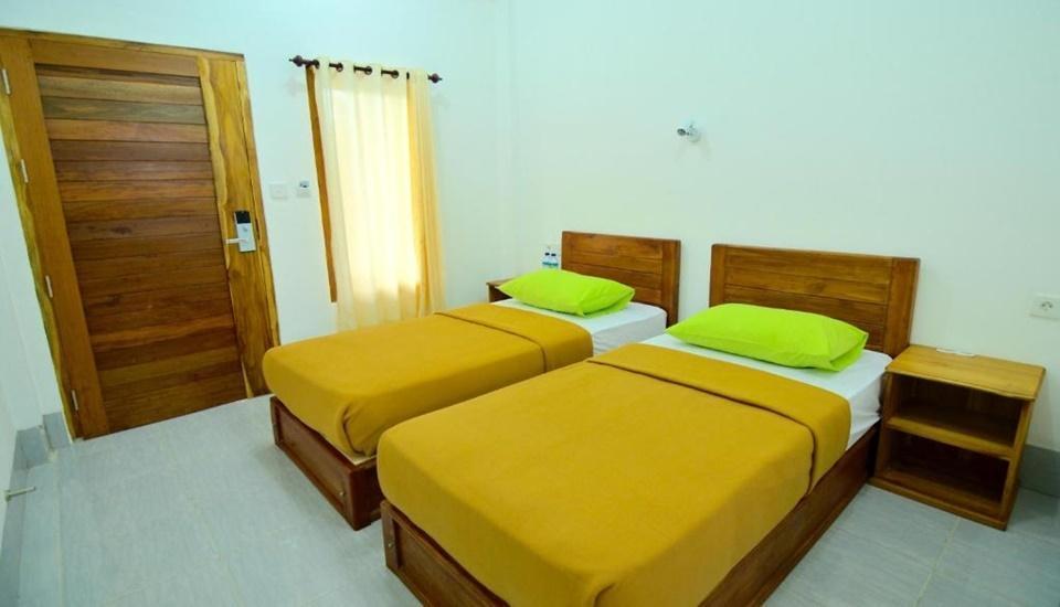 Blue Coral Inn Lombok - Room