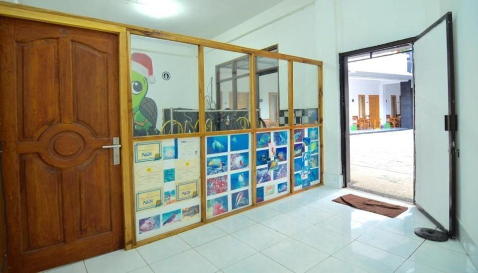 Blue Coral Inn Lombok - Interior